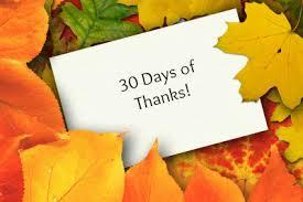 30-days-of-thanks